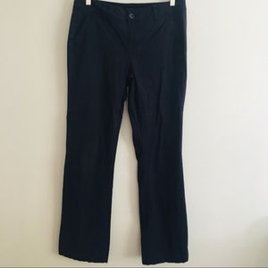 Aeropostale size 8 long khaki pants navy